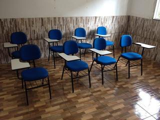 Cadeiras Universitárias Espuma Injetada - Seminovas