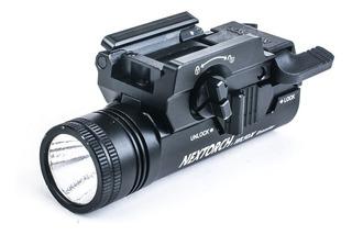 Lanterna 230 Lúm. Picatinny Nextorch Wl10 X Executor