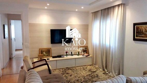 Apartamento Residencial À Venda, Jardim Zaira, Guarulhos. - Ap0937