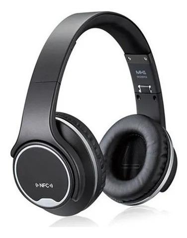 Headphone Feir Fr-501 Com Bluetooth, Fm