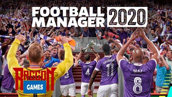 Football Manager 2020 Original Steam + Touch Offline