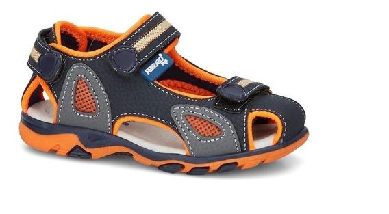 Ankle Strap Azul Marino 2639284