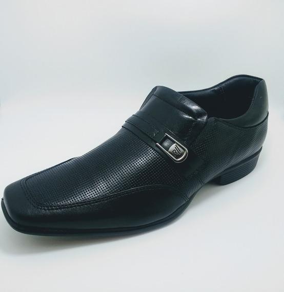 Sapato Social Masculino Rafarillo Em Couro Legitimo 34003