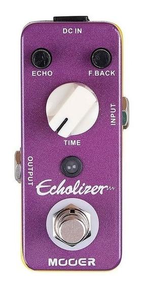 Pedal Mooer Echolizer | Delay | Para Guitarra