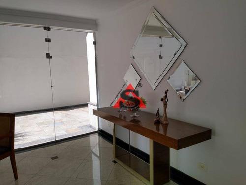 Apartamento Com 4 Dormitórios À Venda, 104 M² Por R$ 875.000,00 - Vila Clementino - São Paulo/sp - Ap41758