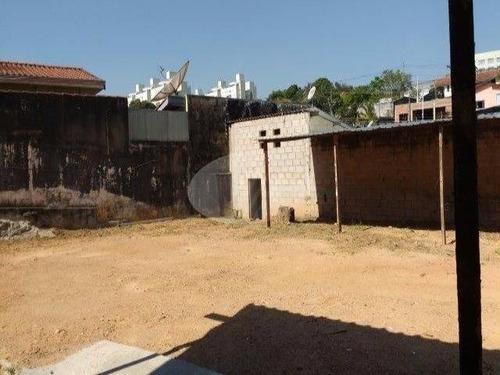 Terreno Para Aluguel Em Vila Faustina Ii - Te209403