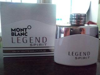 Perfume Montblanc Legend Spirit