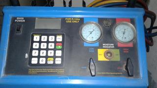 Equipo Para Carga De Gas Aire Acondicionado Automotriz .