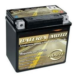 Bateria Route Xtz6ls 6ah Titan Fan 150 125 Bros 150 Xre 300