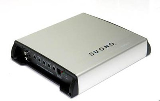 Amplificador Suono D300.1 Mexicano De Clase D Para Wofers