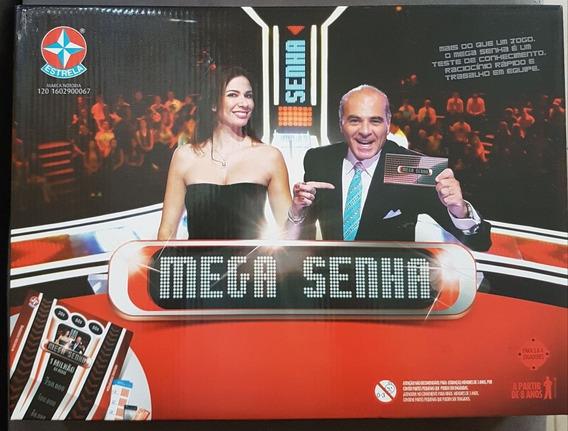 Jogo Mega Senha - Estrela (novíssimo)