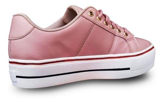 Sapato Feminino Velluti - Rose / 39
