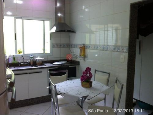 Imagem 1 de 15 de Sobrado No Tatuapé, São Paulo - So6073. - Af4015