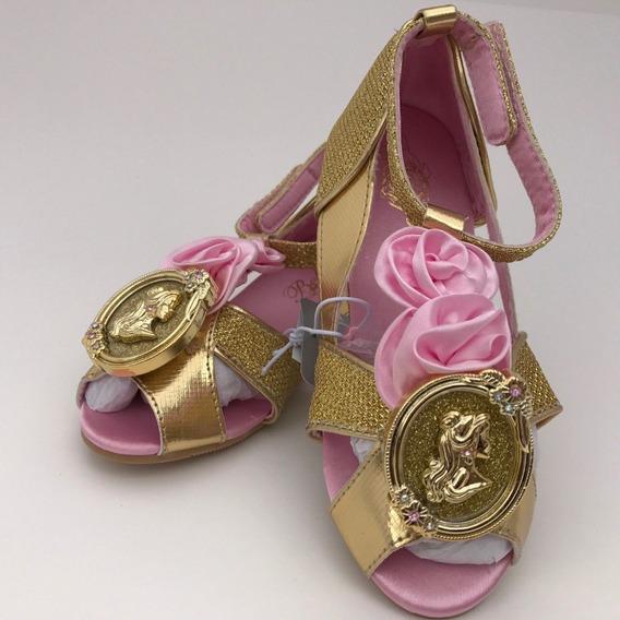 Sapato Princesa Bella Original Da Loja Disney P/entrega