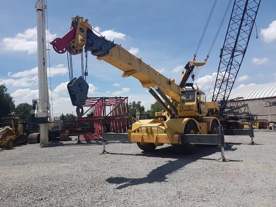 Grúa Grove Rt745 Capacidad 45 Ton