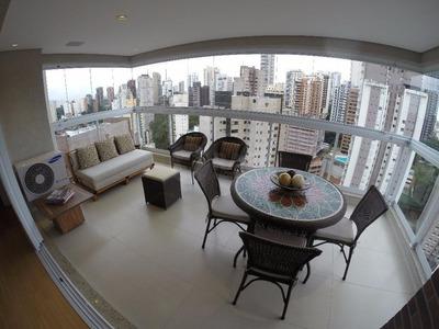 Lindo Apartamento Com 3 Súites E 3 Vagas Próximo A Padaria Letícia No Morumbi - Codigo: Ap1197 - Ap1197
