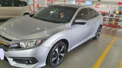 Honda Civic 2019 2.0 Exl Flex Aut. 4p