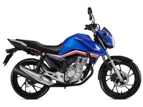 Honda Cg 160 Titan Honda 2019