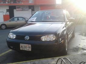Volkswagen Golf 1.8 Cabrio 5vel Aa Mt 1999