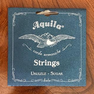Aquila Sugar Concert Cordas Ukulele High-g Sol Dó Mi Lá 152u