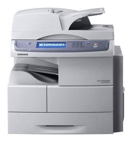 Impressora Multifuncional Samsung Scx 6555 Semi Nova
