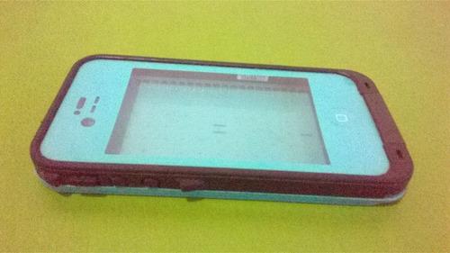 Capa Para iPhone 4 A Prova D'água