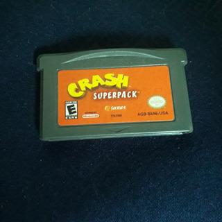 Bundle Crash Superpack Y Spyro Orange Gba