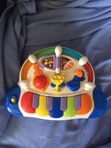 Juguete Bebe Músical De Bebé Usado