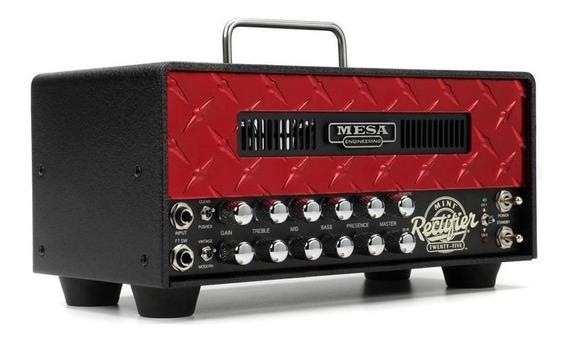 Ampli Mesa Boogie Mini Rectifier Red (ñ Marshall/fender)