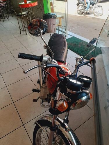Honda  Cg Bolinha 1980