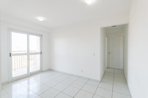 Apartamento No 7º Andar Com 2 Dormitórios E 1 Garagem - Id: 892944032 - 244032