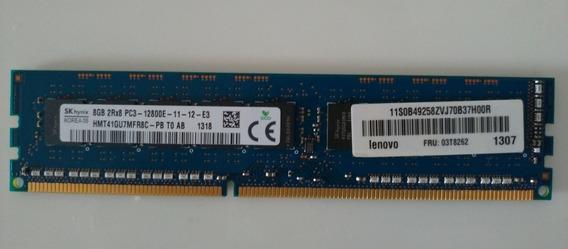 Memória Servidor 8gb Pc3 12800e-11-12-e3 / Hmt41gu7mfr8c