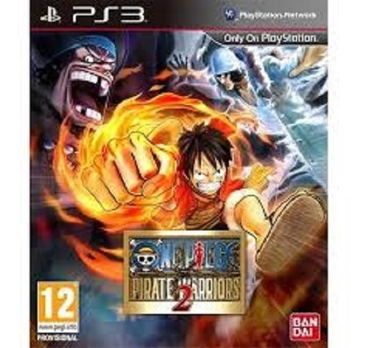 Kit One Piece: Pirate Warriors 1 + 2 - Ps3 - Envio Hoje