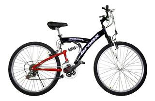 Bicicleta Doble Suspension 21 Velocidades