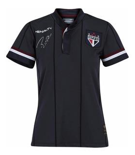 Camisa Feminina Sao Paulo Penalty Rogerio Ceni 01