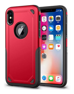 Protector Funda Case Uso Rudo iPhone 5 6 7 8 X Xs Xr Xs Max