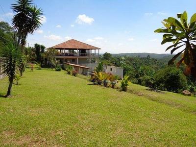 Sítio Rural À Venda E Locação, Parque Residencial Itapeti, Mogi Das Cruzes. - Si0014