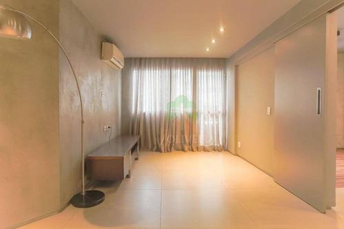 Cobertura À Venda, 130 M² Por R$ 1.800.000,00 - Vila Olímpia - São Paulo/sp - Co0097