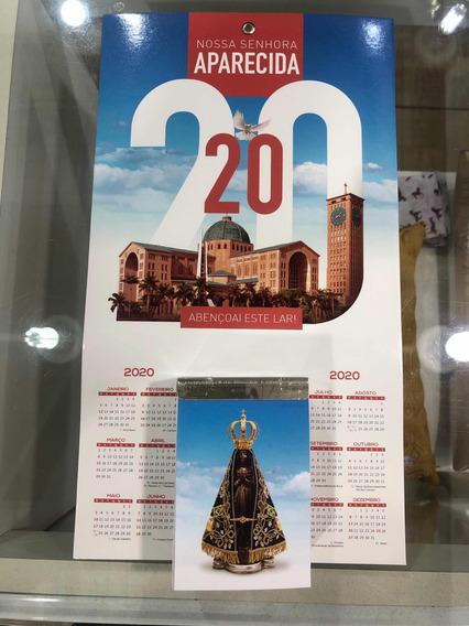 Folhinha Nossa Senhora Aparecida 2020 - Basílica