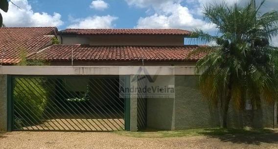 Casa Residencial Para Locação, Nova Campinas, Campinas. - Ca0258