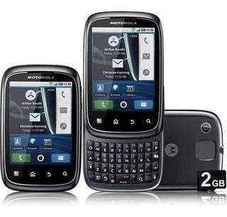 Motorola Spice Xt300 Novo Anatel!nf+fone+cabo+2gb+garantia!