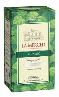Yerba La Merced Campo 1/2 Kg