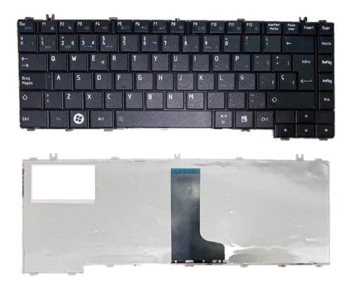 Teclado Toshiba L645 L600 L635 L640 C600d C645 En Español