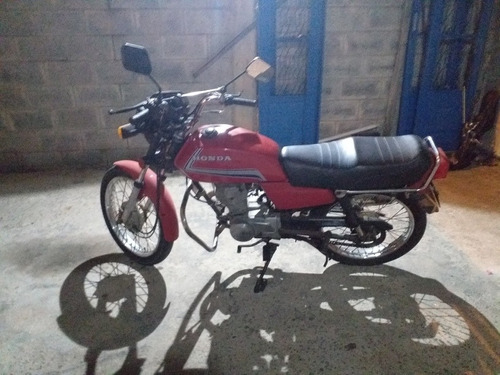 Honda Cg 125 Ml