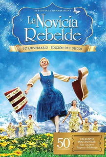 Dvd - La Novicia Rebelde - Edicion Aniversario (2 Discos)