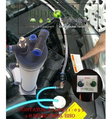 Imagem 1 de 10 de Vapor De Combustível Completo - Map Efie 30 A 70% Economia