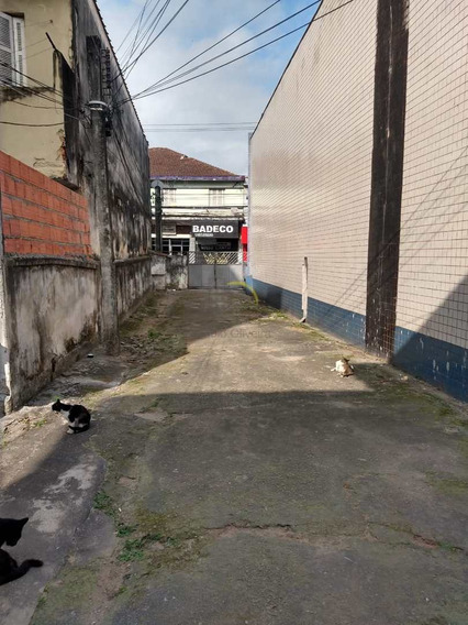 Terreno, Centro, São Vicente - R$ 4 Mi, Cod: 1591 - V1591
