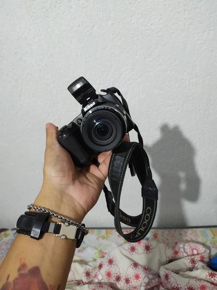 Câmera Nikon Vendo Ou Troco
