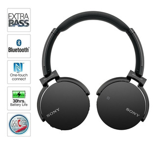 Auricular Sony Bluetooth Mdr-xb650bt Original - Refurbished