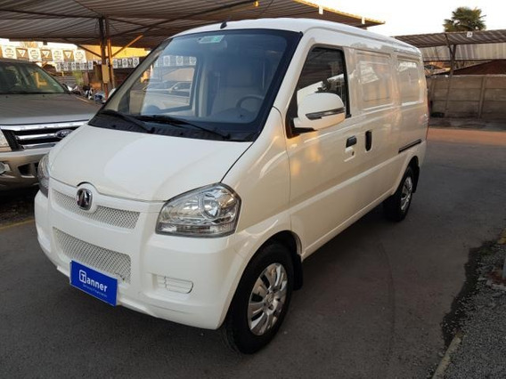 Baic Plus Cargo Van